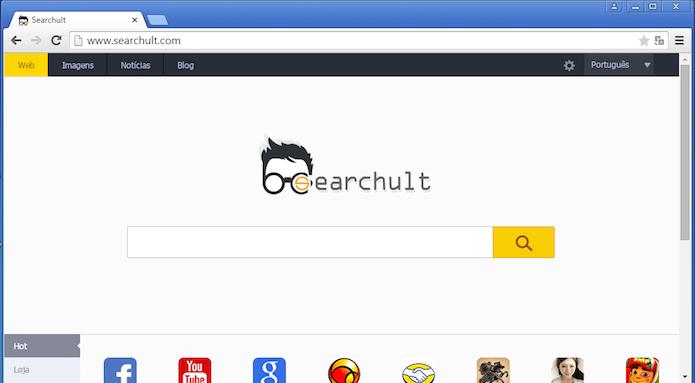 Veja como remover o searchult do Google Chrome e do seu PC (Foto: Reprodução/Edivaldo Brito)