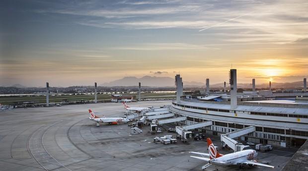 RioGaleão, Tom Jobim, Aeroporto, Avião (Foto: Divulgação)