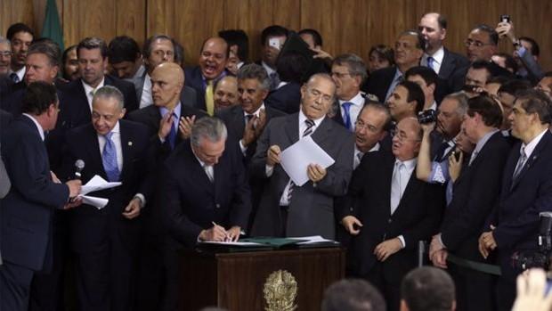 Falta de representatividade no primeiro escalão do governo federal afetará o Brasil negativamente no próximo ranking  (Foto: Valter Campanato/Agência Brasil)