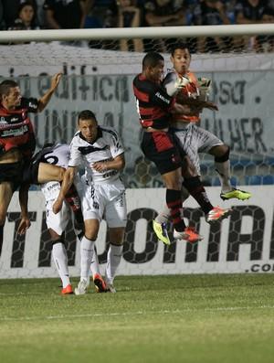Ceará x Guarany de Sobral pelo Campeonato Cearense no PV (Foto: Tuno Vieira/Agência Diário)