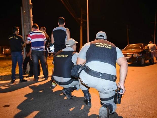 Serviço de inteligência da Segurança Pública já havia antecipado possibilidade de ataque, segundo governador Tião Viana (Foto: Divulgação/Secom Acre)