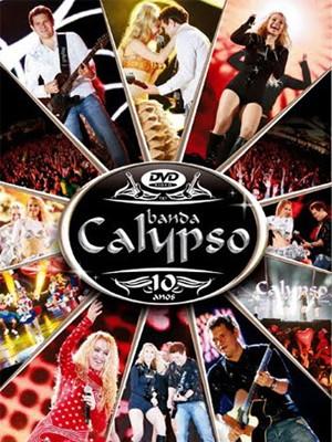 DVD 'Calypso 10 anos' (Foto: Divulgação)