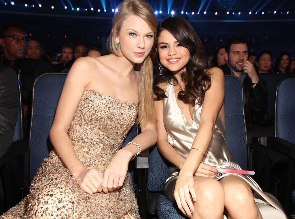 Taylor Swift e Selena Gomez esto sempre prontas para defender uma a outra (Foto: Divulgao)
