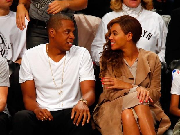 Jay Z e Beyoncé (Foto: Getty Images/Agência)