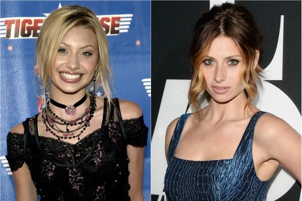 10 anos depois de 'Phil do Futuro', outra atriz que cresceu e apareceu foi Aly Michalka. Recentemente, ela participou de 'Two and a Half Men' e fez o filme 'A Mentira', ao lado de Emma Stone (Foto: Getty Images)