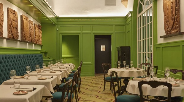 Gucci Osteria: local é intimista e oferece apenas 50 lugares (Foto: Divulgação)