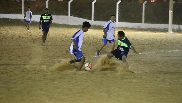 Primeira Rodada da Copa de Futebol Sete Society de Araguaína  (Foto: Marcos Filho\ Ascom)