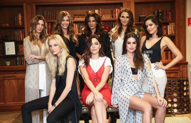 As convidadas da Bo.Bô (Foto: Divulgação)