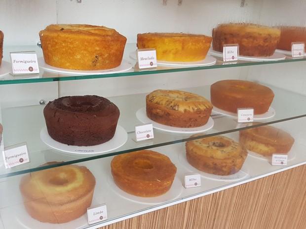 The Original Cake coloca oito sabores de bolo em promoção a partir desta quarta (Foto: Divulgação)