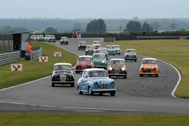 Silverstone Classic (Foto: Divulgação)