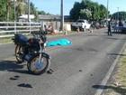 Jovem morre em acidente de moto na Serra do Tepequém, Norte de Roraima