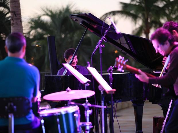 Luiz Gustavo Zago Trio se apresenta neste sábado (6) (Foto: Fabrícia Pinho/Divulgação)