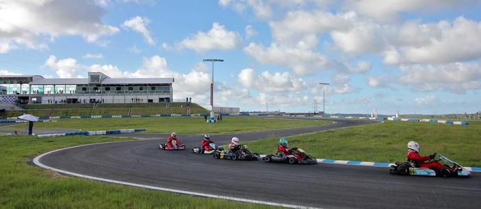 Open Nacional de Kart (Foto: Divulgação/Paladino)