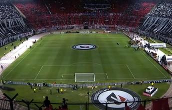 Em clima de tensão, River Plate encara Cruzeiro pelas quartas da Libertadores