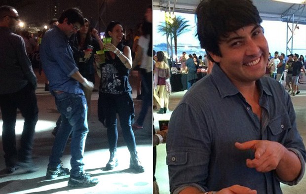 Bruno de Luca (Foto: EGO - Repodrução / Instagram)