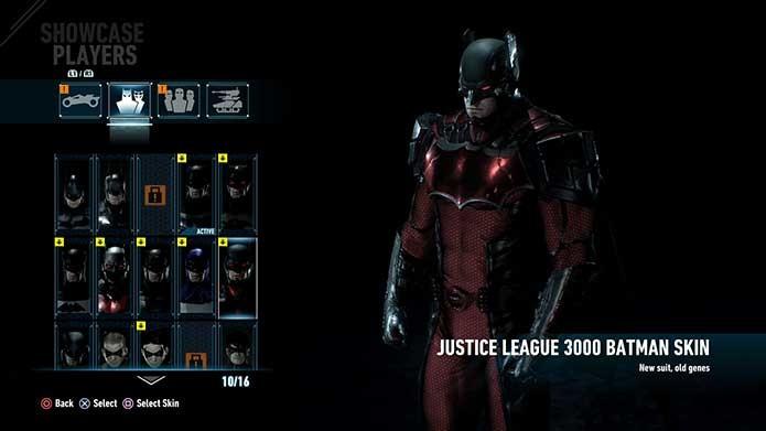 Batman do ano 3000 (Foto: Reprodução/Felipe Vinha)