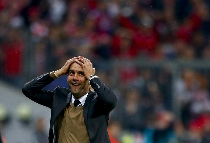 Guardiola Bayern de Munique (Foto: Reuters)