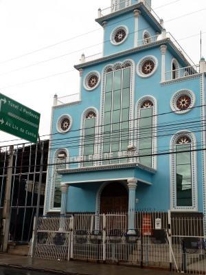 Igreja, em Campinas, teria recebido dois depósitos no esquema de corrupção (Foto: G1 Campinas)