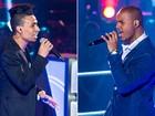 FOTOS: Maylssonn e Xandy Monteiro cantam João Gilberto e dividem técnicos
