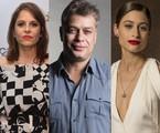 Drica Moraes, Fábio Assunção e Luisa Arraes | TV Globo