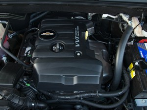 Motor 2.5 Ecotec da Chevrolet S10 (Foto: Divulgação)