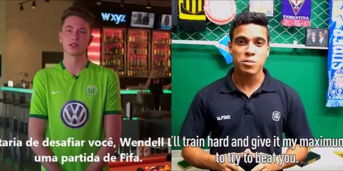 TimoX; Wendell Lira; desafio; Fifa (Foto: Reprodução / Facebook)