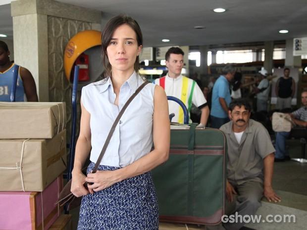 Marjorie Estiano vai encarnar vilã amargurada na primeira fase de 'Império' (Foto: Carol Caminha/TV Globo)