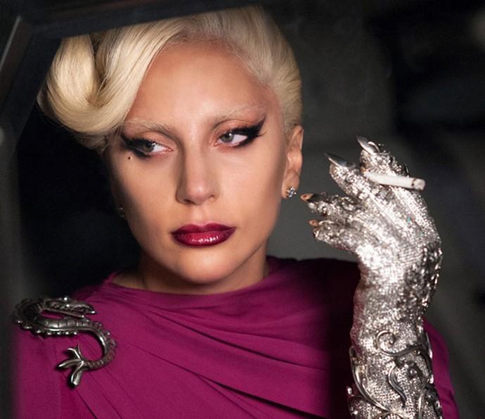 Além de cantora, Lady Gaga também arrasa como atriz (Foto: Divulgação)
