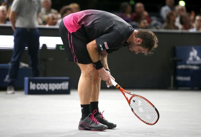 Stanislas Wawrinka Masters 1000 tênis (Foto: Reuters)