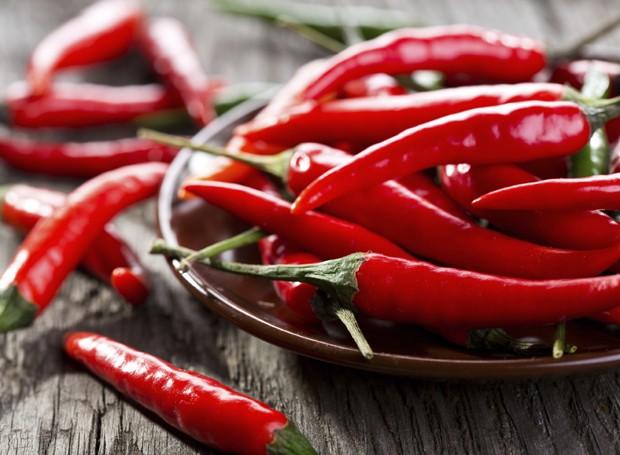 Aprenda 14 pratos com pimenta (Foto: ThinkStockPhotos)