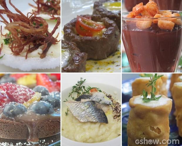 Nutricionista do Mais Você, Daniela Meira, dá dicas de comidas para servir no casamento (Foto: Mais Você/ TV Globo)
