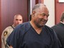 Ex-Jogador O. J. Simpson reaparece bem acima do peso em tribunal