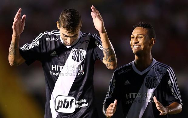 Rildo, atacante da Ponte Preta (Foto: Thiago Calil/Ag. Botafogo)