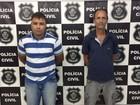 Tio e sobrinho são presos suspeitos de falsificar 15 mil CDs, em Goiânia