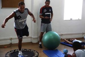 Carlinhos, fluminense, treino (Foto: Nelson Perez/Fluminense FC)