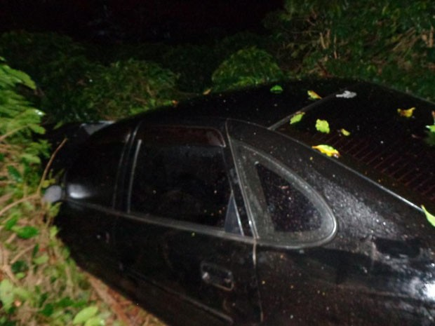 Acidente mata três trabalhadores na BR-267, em Campestre (Foto: Polícia Rodoviária Estadual)