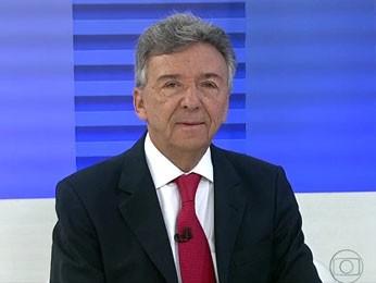 José Queiroz, prefeito de Caruaru (Foto: Reprodução / TV Globo)