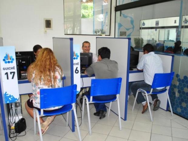 Posto de Atendimento ao Trabalhador (PAT) de Bertioga fica no Espaço Cidadão (Foto: Marcos Pertinhes/Prefeitura de Bertioga)