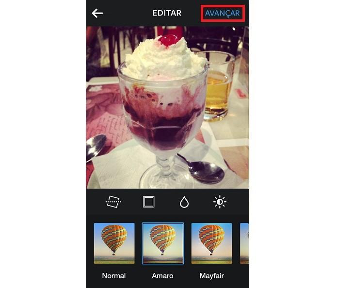 Atualização Instagram (Foto: TechTudo)
