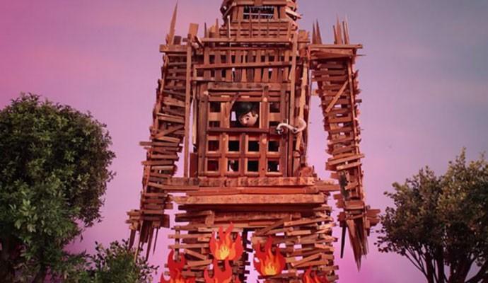 Radiohead está com nova música, Burn The Wich (Foto: Reprodução)