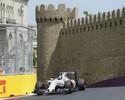 """Em 5º no grid de Baku, Felipe Massa vibra: """"Melhor do que eu esperava"""""""
