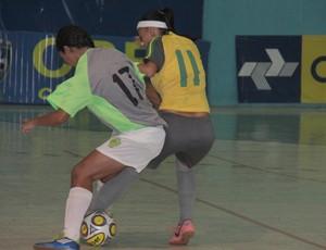 Alecrim-RN 4 x 1 Servicar-PB (Taça Brasil de Futsal Feminino) (Foto: Divulgação / CBFS)