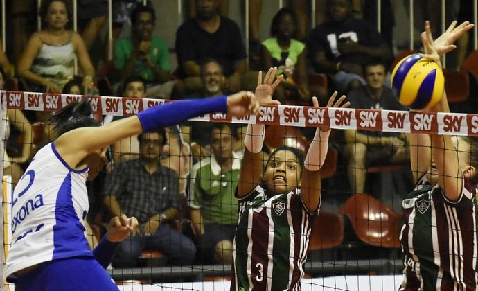 Fluminense x Rio de Janeiro - Superliga (Foto: Mailson Santana / Fluminense)
