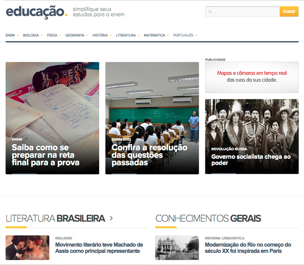 Educação Globo