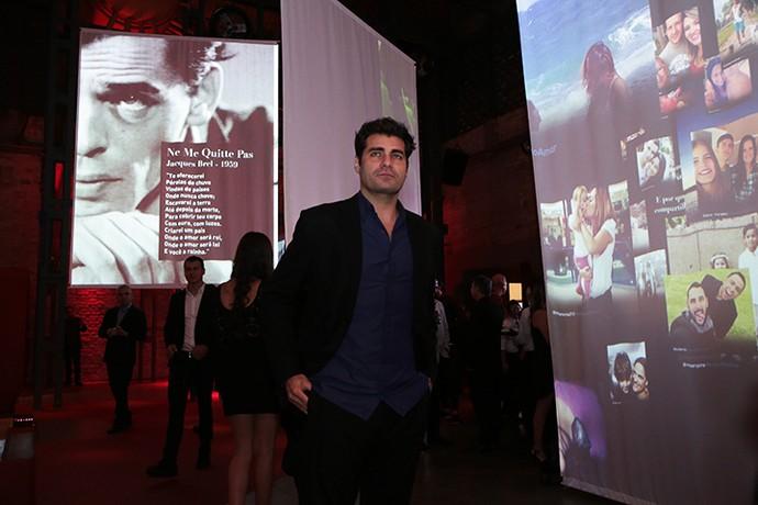 Thiago Lacerda será o vilão Ciro (Foto: Isabella Pinheiro/Gshow)