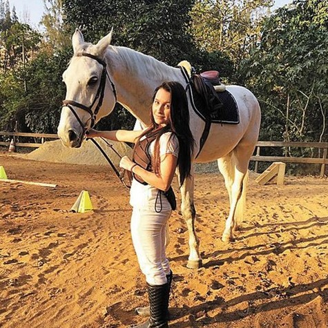 Carla Diaz (Foto: Arquivo pessoal)