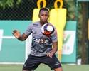 """Robinho, sobre contrato com o  Galo: """"Tendência é que renove"""""""