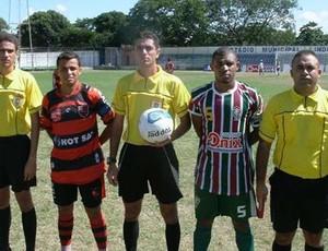 No Piauí, tem Fla-Flu. Tricolor vence rival por 2 a 0 no sub-18 (Divulgação Federação Piauiense de Futebol)