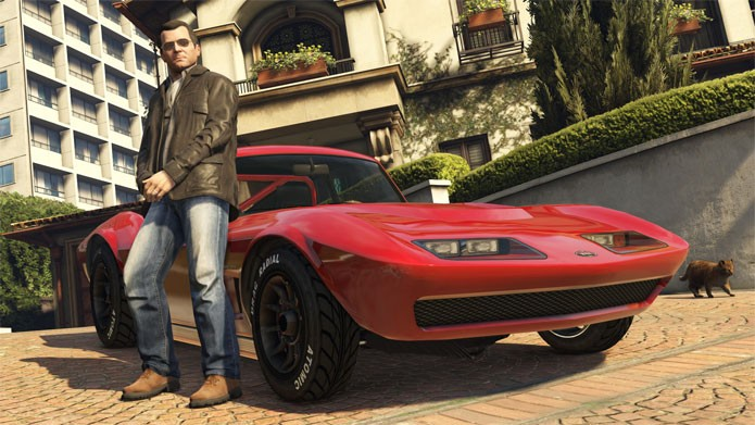 GTA 5 com um belo preço na Nuuvem (Foto: Divulgação)