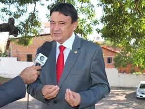 Wellington disse que auditoria será feita em cada contrato (Foto: Gustavo Almeida/G1)